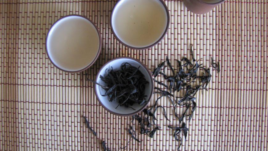 Фэнхуан Даньцун. Темный улун