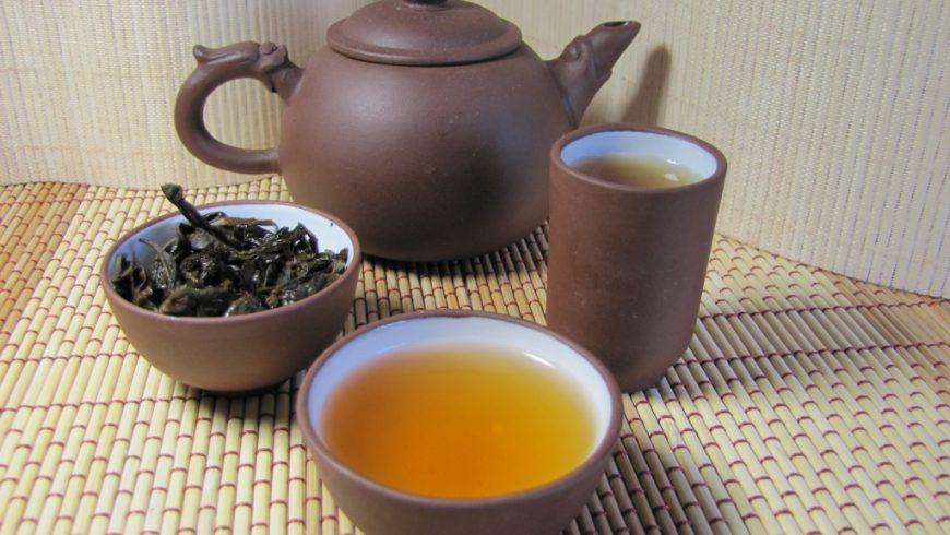 Дахунпао. Популярный и дорогой чай