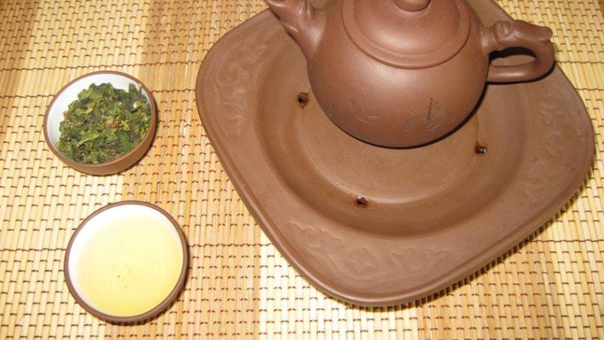 Русский рэп и китайский чай