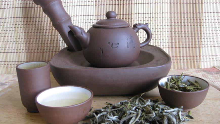 Баймудань. Белый чай