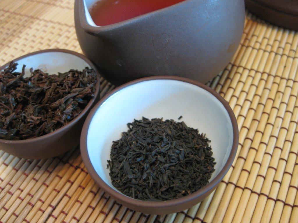 Кимунский черный чай