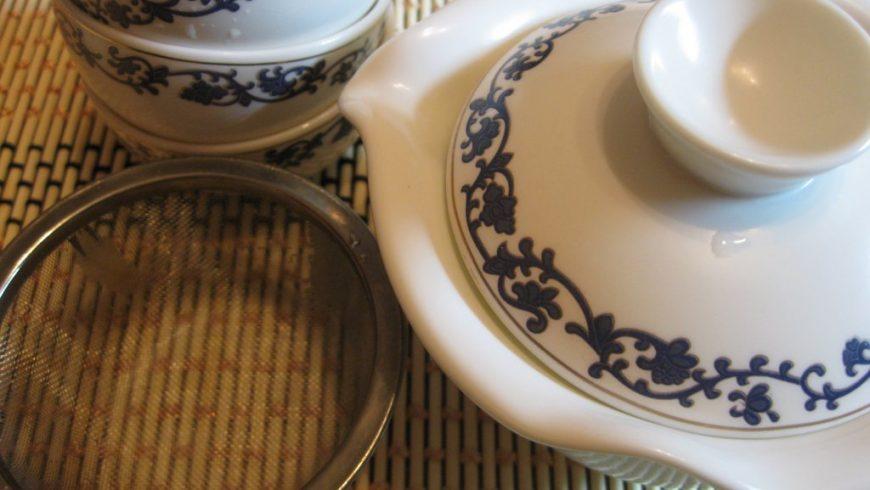 Как заваривать китайский чай. Часть 2