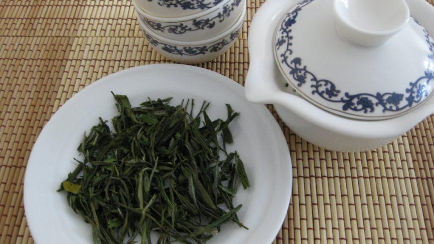Маофэн. Популярный зеленый чай из Китая