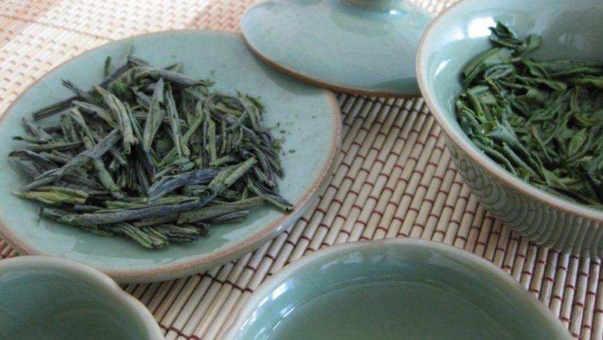 Люань Гуапянь. Знаменитый зеленый чай