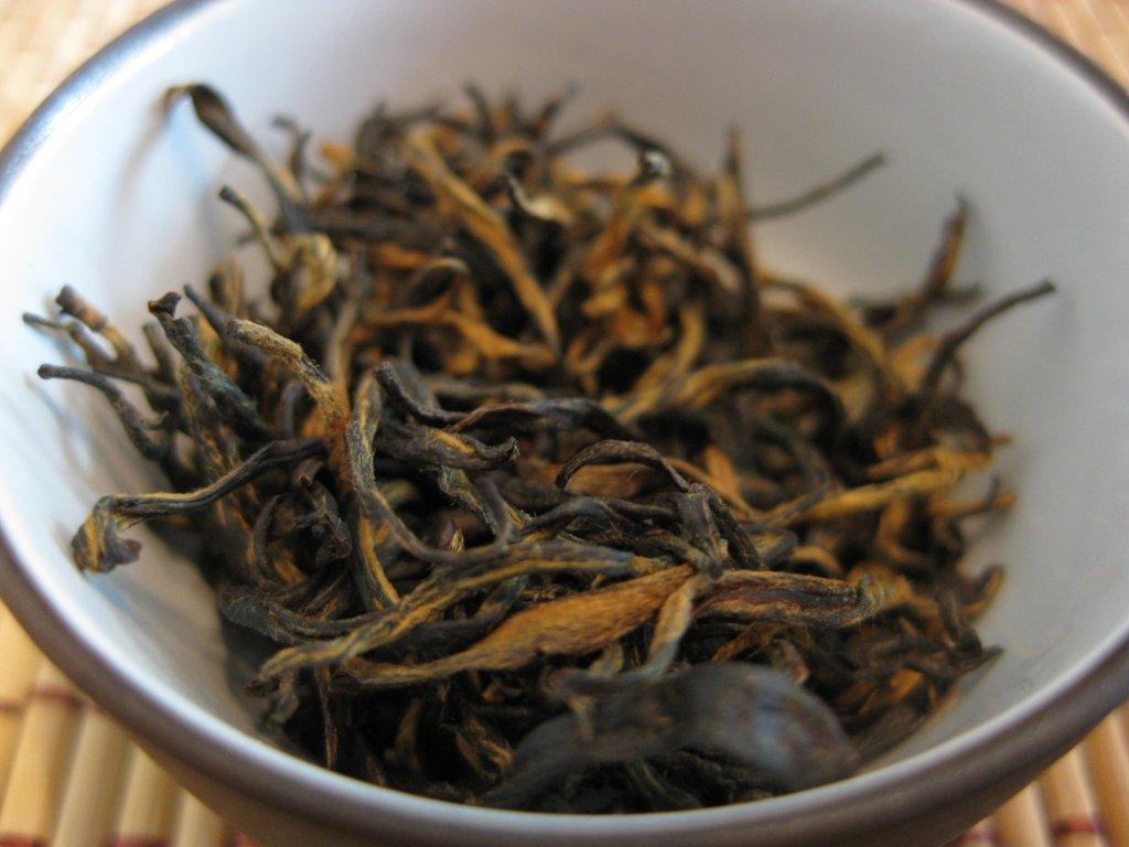 Цзинь Цзюнь Мей. Лучший красный чай