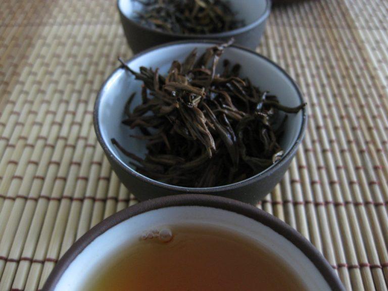 чай хорошая память
