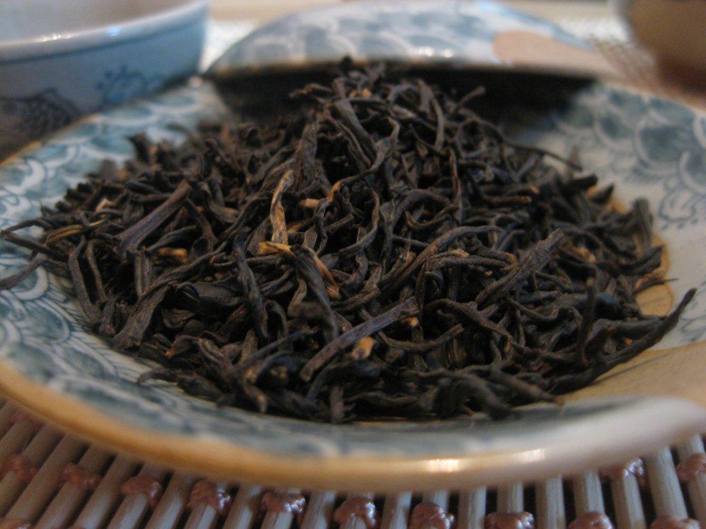 Байлинь Гонфу. Красный чай из Фуцзянь