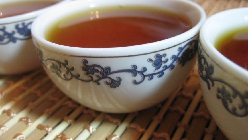 Дяньхун. Знаменитый красный чай