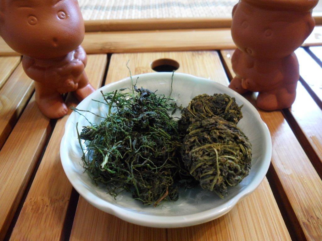 Джиаогулан. Полезный нечайный чай