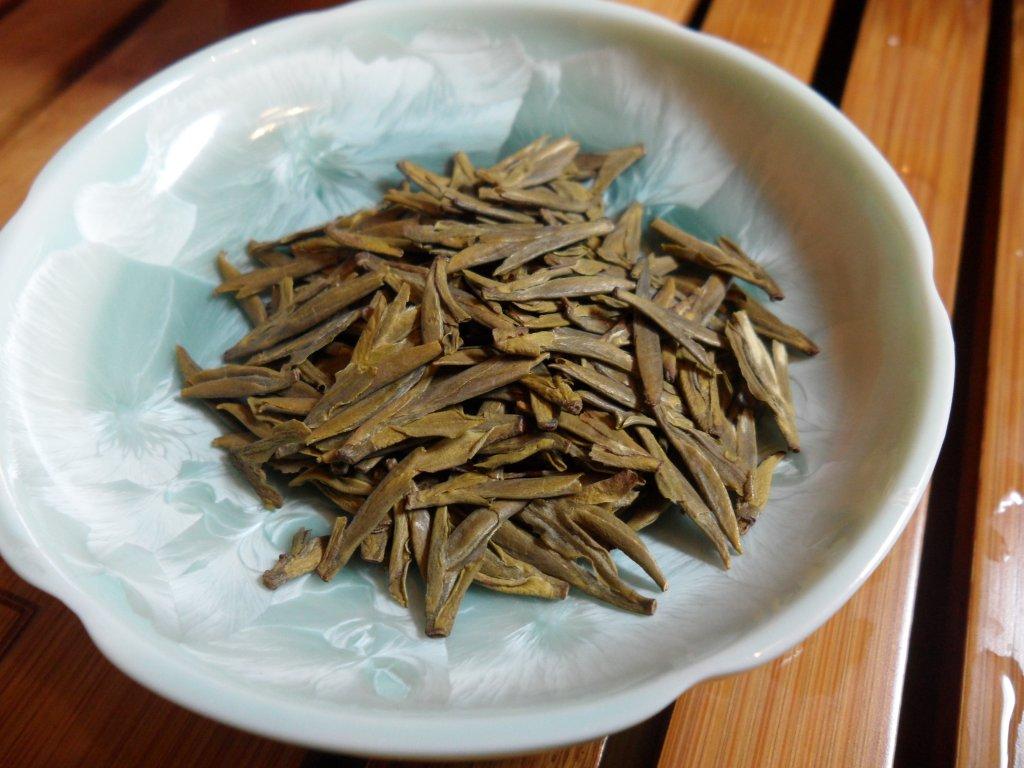 Чжу Йе Цин. Философский чай