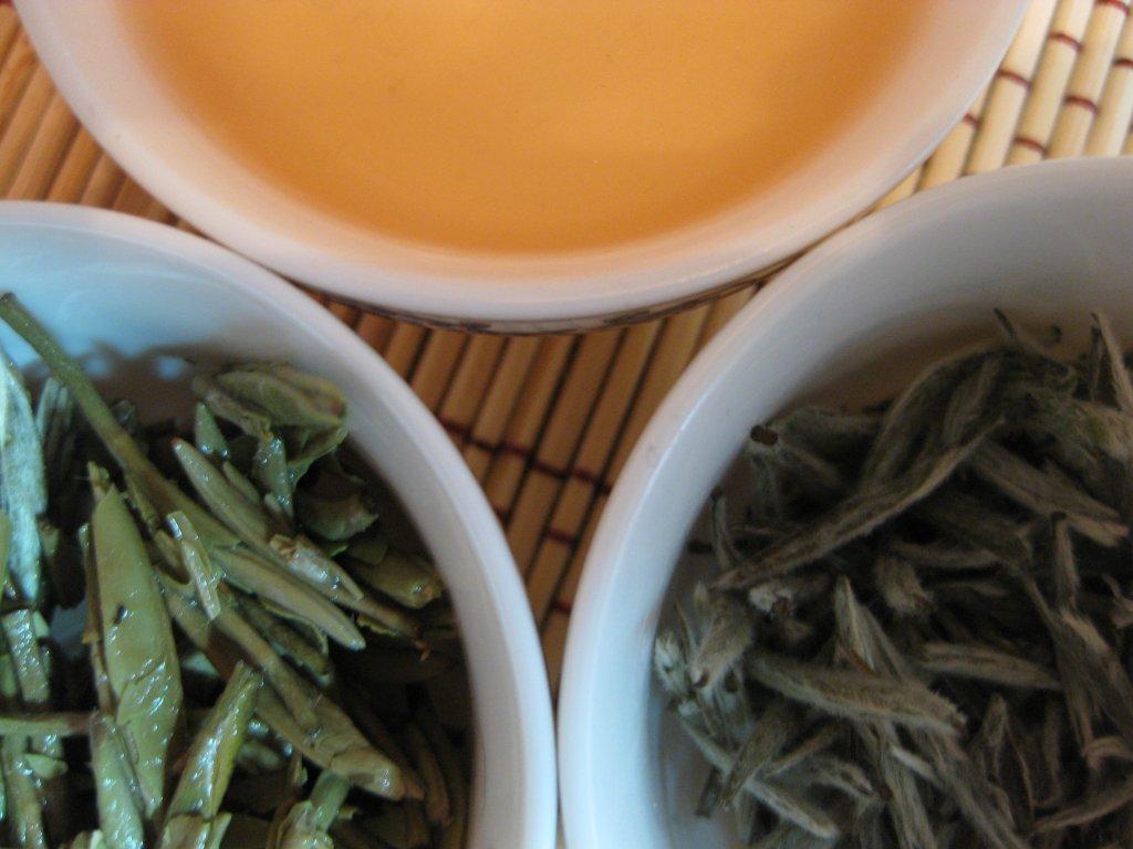 Байхао Иньчжень. Чай, достойный восхищения!