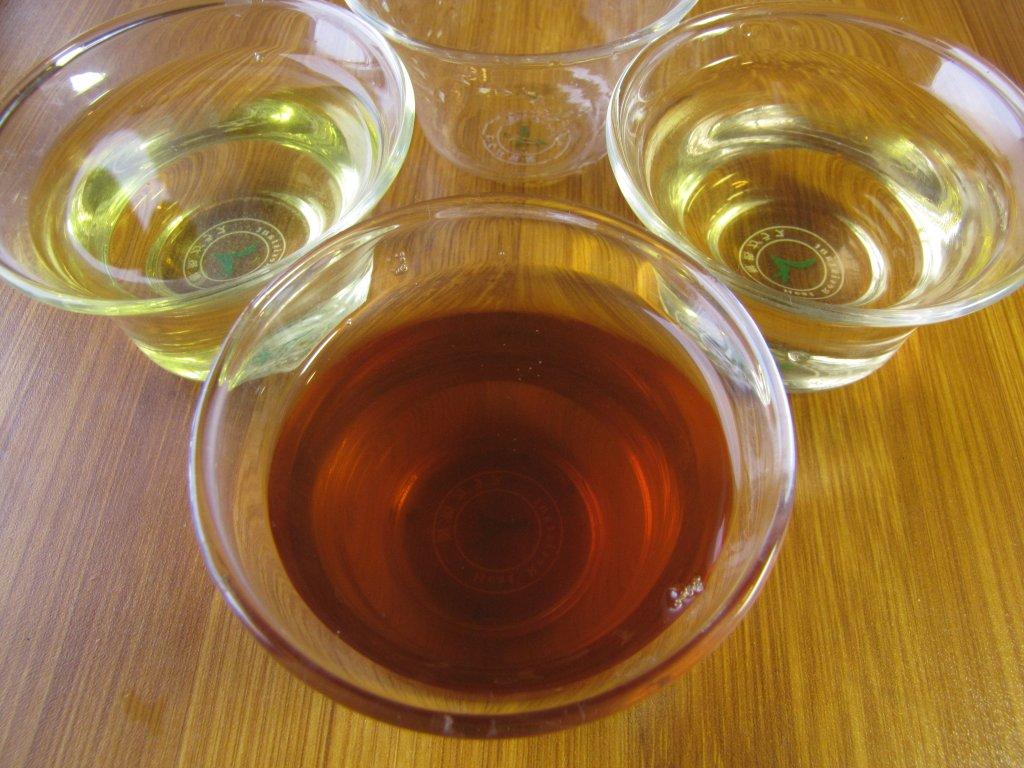 Как заваривать китайский чай. Часть 3