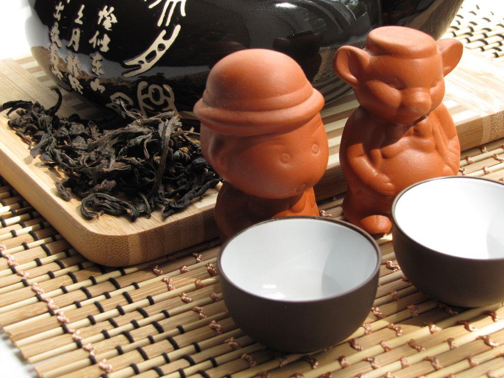 Бань Тянь Яо. Редкий и вкусный чай