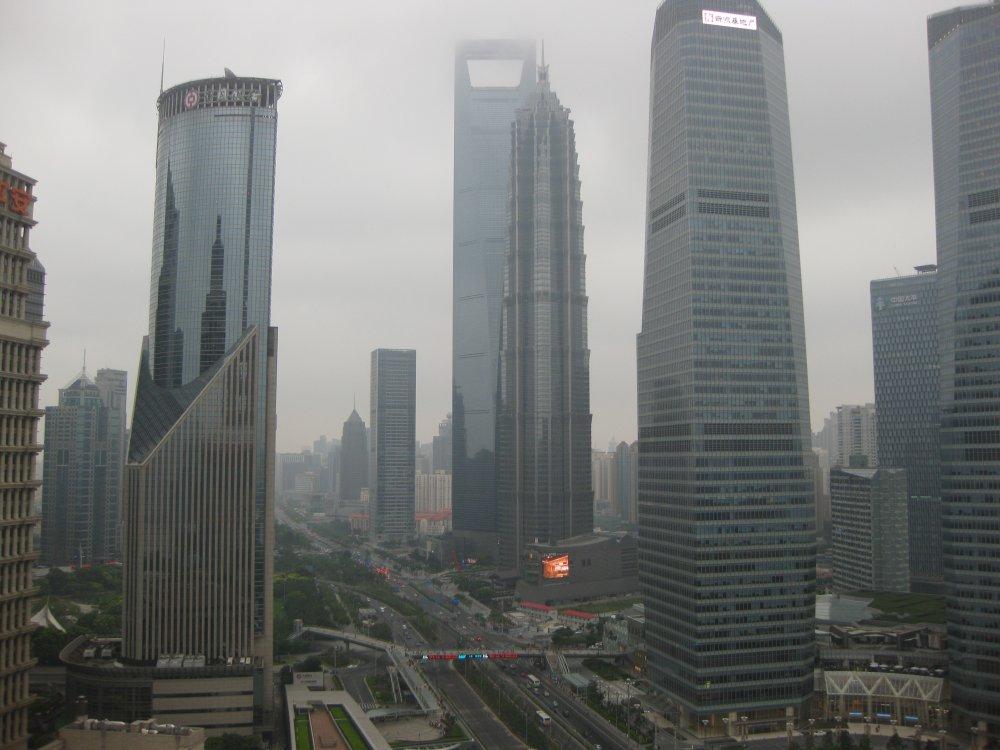 Шанхай, нихао!