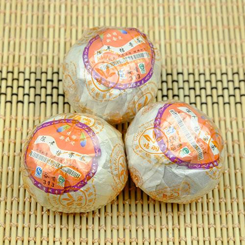 mandarinpuer