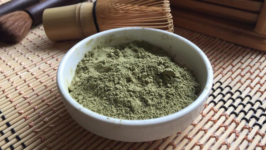 Матча. Японский порошковый чай
